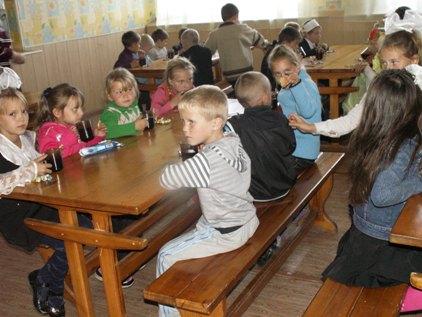 Сценка на праздник осени в начальной школе
